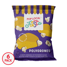 Load image into Gallery viewer, Pop Local Fiesta Polvorones Popcorn (Snack Bags)