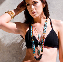 Load image into Gallery viewer, Miami Nights Necklace / Long - Shh by Sadie