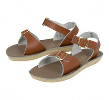 Load image into Gallery viewer, Surfer Saltwater Sandals - Child/Youth