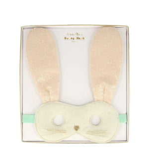 Bunny Fabric Mask by Meri Meri