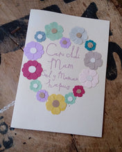 Load image into Gallery viewer, Cardiau Sul y Mamau / Mother's Day Cards - Buddug