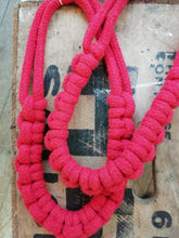 Load image into Gallery viewer, Mary rope necklace by Beth Pegler