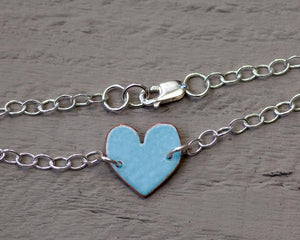Heart Bracelet by Lora Wyn