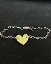 Load image into Gallery viewer, Heart Bracelet by Lora Wyn