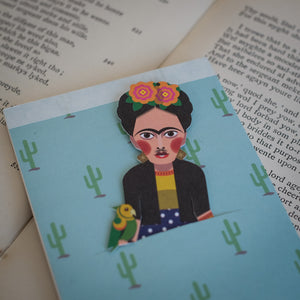 Pocket Bookmark Notebook