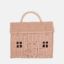 Load image into Gallery viewer, Rattan Casa Bag by Olliella