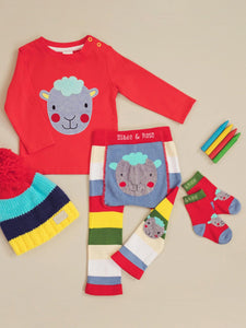 Kids Long Sleeved Motif Tops by Blade & Rose
