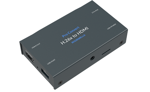 Magewell Pro Convert H.26x to HDMI (AIO)