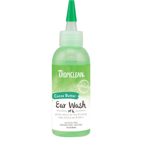 TropiClean Alcohol-Free Ear Wash
