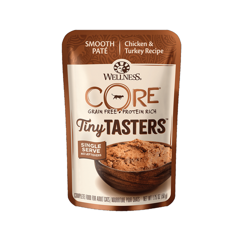 Wellness - CORE® Tiny Tasters™ Chicken & Turkey