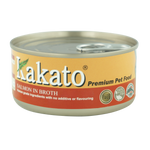 Kakato Salmon in Broth (2 Sizes: 70g/170g)