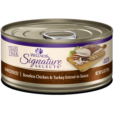 Wellness - CORE® Signature Selects® Shredded Chicken & Turkey