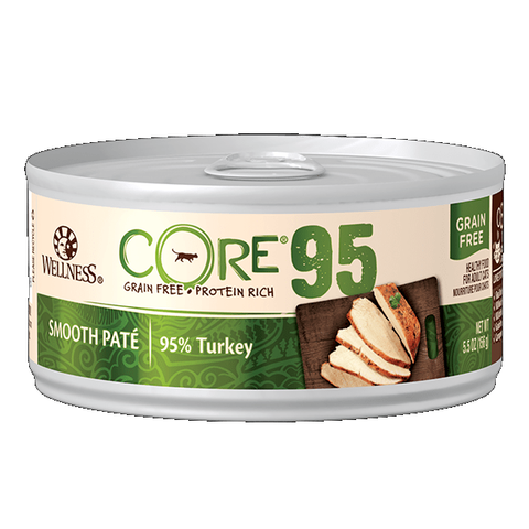 Wellness CORE 95% Paté - Turkey