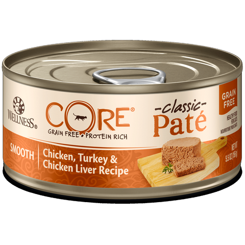 Wellness - CORE Pâté : Chicken,Turkey & Chicken Liver