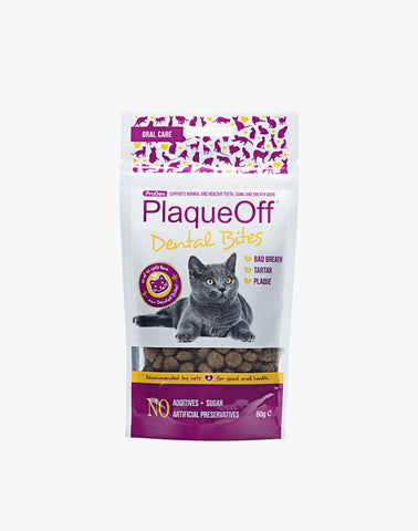 ProDen Plaqueoff Dental Bites for Cats 60g