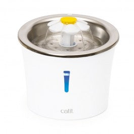 Catit Flower Fountain Stainless Steel with LED Indicator 3L