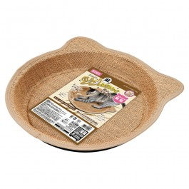 Marukan Cat Scratching Tray Hemp