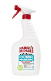 Nature's Miracle No More Marking Pet Stain and Odor Removal (Available in 24oz & 128oz)