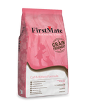 FirstMate Grain Friendly Cat & Kitten Formula (2 SIZES: 5LBS/13.2LBS)