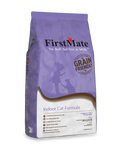 FirstMate Grain Friendly Indoor Cat Formula (2 SIZES: 5LBS/13.2LBS)