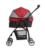 Petty Man 870i Tiny King/Queen Pet Stroller (3 Colours Available)