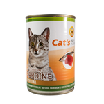 Cat's Agree Premium Sardine with Tuna Wet Food 400g