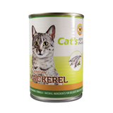 Cat's Agree Premium Mackerel Wet Food 400g