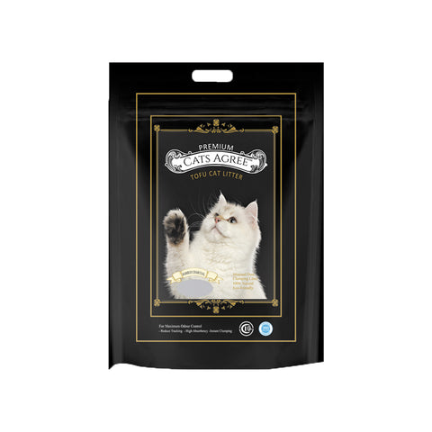 Cat's Agree Cat Tofu Litter Charcoal