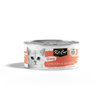 Kit Cat Gravy Canned Food - Chicken & Salmon