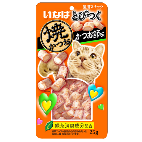CIAO Soft Bits Mix – Tuna & Chicken Fillet with Dried Bonito Flavour