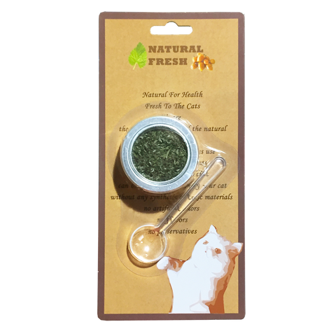 Catwant Extra Fancy Catnip Leaves