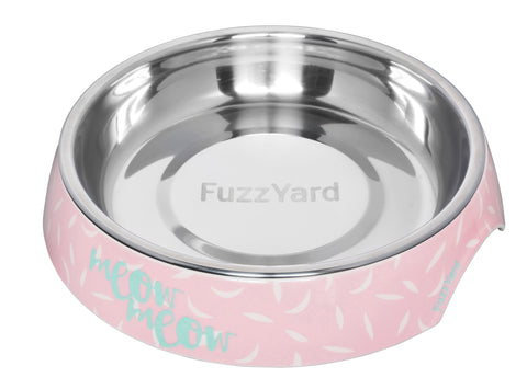 FuzzYard Cat Bowl Featherstorm