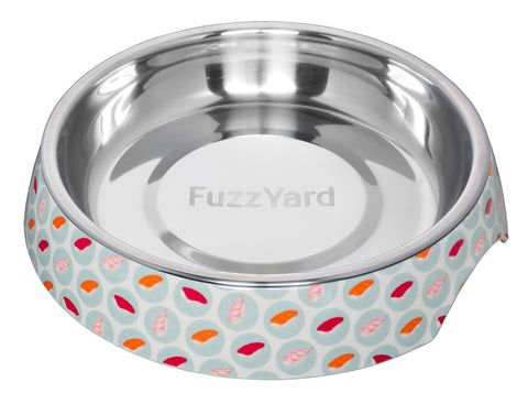 FuzzYard Cat Bowl Sushi Delight