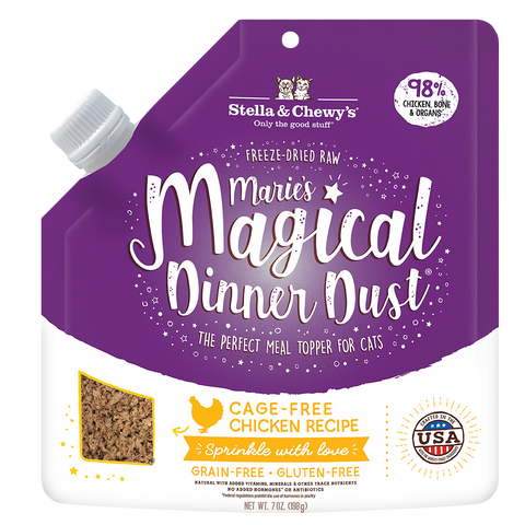 *PROMO* Stella & Chewy's Marie's Magical Dinner Dust Cage Free Chicken Recipe