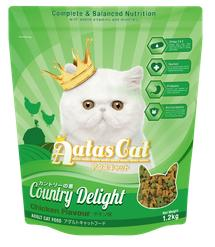 Aatas Cat Country Delight Chicken Dry Food 1.2kg