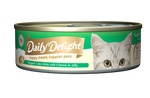 Daily Delight Jelly Skipjack Tuna White with Cheese