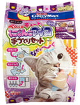 Cattyman Flavored Ice Pop DIY Set for Cat Bonito (70g x 2)