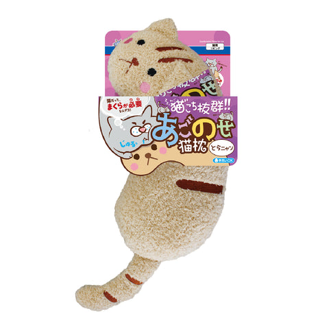 Cattyman Comfortable Cat Pillow Tiger