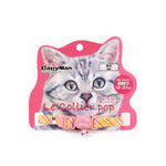 Cattyman Stylish Pop Cat Collar - Twill
