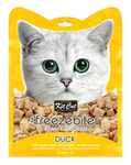 Kit Cat Freeze Bites Cat Treat - Duck