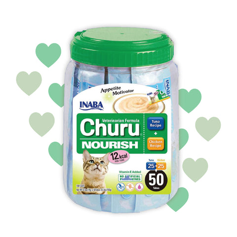 Inaba Churu 50p Nourish Mix Pack