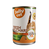Jollycat Fresh Pilchard in Prawn Jelly 400g