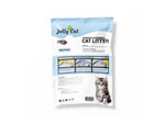 Jollycat Bentonite Cat Litter - Baby Powder 10L