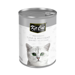 Kit Cat Atlantic Tuna with Whitebait Canned Cat Food 400g