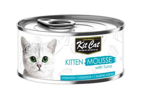 Kit Cat Kitten Tuna Mousse