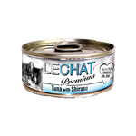 LECHAT Premium Tuna with Shirasu