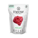 MEOW Freeze Dried Treats - Wild Goat