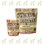 Primal Raw Freeze-dried - Venison Nuggets (2 Sizes: 5.5oz/14oz) + Bundle Deals