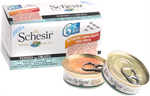 Schesir Tuna with Sea Bream in Cat Multipack (6 x 50g)