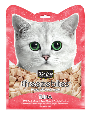 Kit Cat Freeze Bites Cat Treat - Tuna